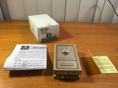 White-Rodgers 1E30-910 Heating Thermostat