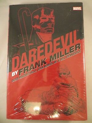 DAREDEVIL BY FRANK MILLER COMPANION OMNIBUS HC Hardcover New Ptg NM Sealed