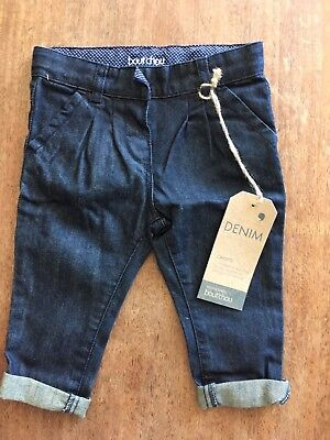Boys or Girls Jean Pant. French Label bout'chou (size 1)