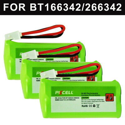 3 Phone Battery For BT-166342 266342 283342 162342 1623421 183342 262342 266342