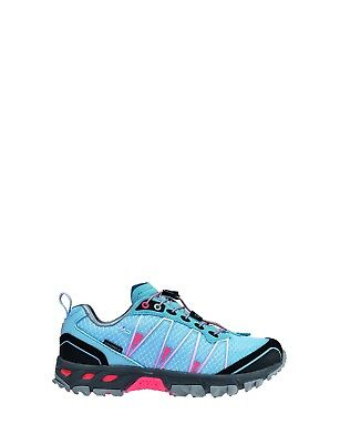 CMP Hiking Shoe Hiking Shoes Atlas BLAU Quick Lacing Ortholite