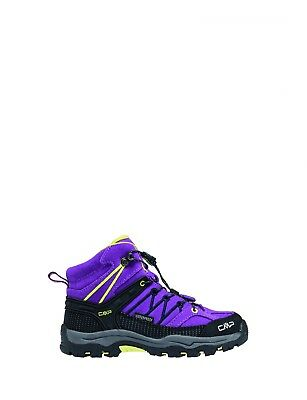 CMP Hiking Shoe Hiking Shoes Ankle Shoe Rigel Mid Purple Water Resistant