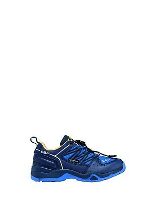 CMP Hiking Shoes Hiking Shoe Hiking BLAU Kids Sirius Low Drawstring