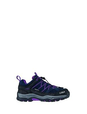 CMP Hiking Shoes Hiking Shoe Hiking Kids Rigel Low BLAU Suede