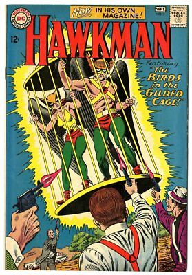 Hawkman #3 VF/NM 9.0 off-white pages  DC  1964  No Reserve