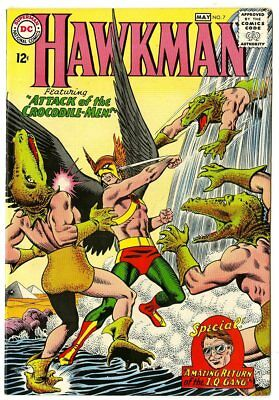 Hawkman #7 VF/NM 9.0 white pages  DC  1965  No Reserve