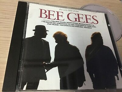 The Very Best Of The Bee Gees - Greatest Hits Cd - You Win Again / Tragedy +