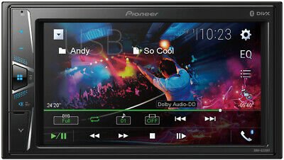 Pioneer Touchscreen Mvh-Av180 Car Radio Stereo Mp3 Usb Aux In Player Double Din