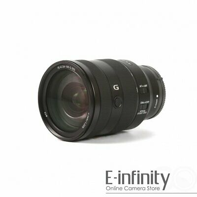 NEW Sony FE 24-105mm f/4 G OSS Lens (SEL24105G)