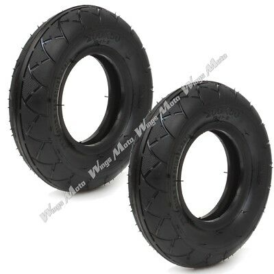 """200x50 8 x 2"""" Tyre Tire for Razor  E200 E150 8 Inch Electric Scooter Pack of 2"""