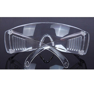 Pop Safety Eye Protection Glasses Goggles Lab Dust Paint Dental Impact CuringChm
