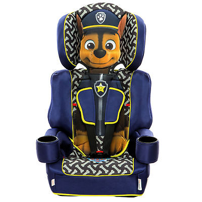 New Kids Embrace Group 1 2 3 Car Seat Paw Patrol Chase 9 - 36Kgs