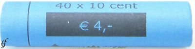 Luxemburg Rolle 10 Cent 2005