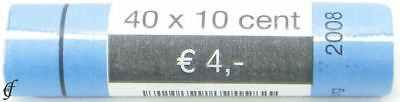 Luxemburg Rolle 10 Cent 2008