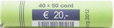 Luxemburg Rolle 50 Cent 2012