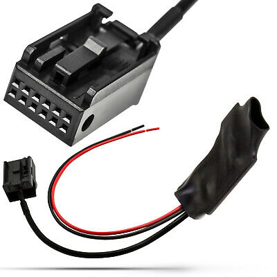 Bluetooth AUX IN Adapter für BMW 3er E90 E91 E92 E93 Radio Professional Navi