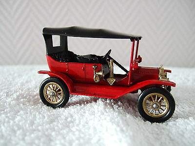 """Matchbox """"Models of Yesteryear"""" Y-1 Ford Model T 1911"""