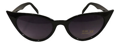 Vintage 1950's 50s Style Cat Eye Sunglasses UV400 Ladies Retro Fashion