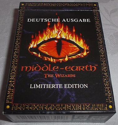 Middle-Earth The Wizards Starter Deck –Limitierte Edition– (Queen Games) (3)