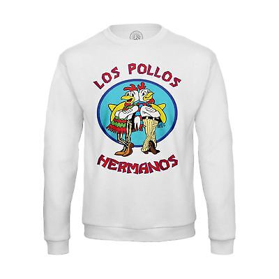 Bad Breaking Pollos 39 Sweat Shirt 90 Los Hermanos Eur Homme rdCoexWB