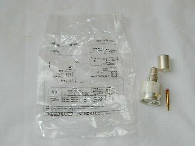 Amphenol 082-4450 SC-Type RF Plug Connector 0-11GHz [M1C]