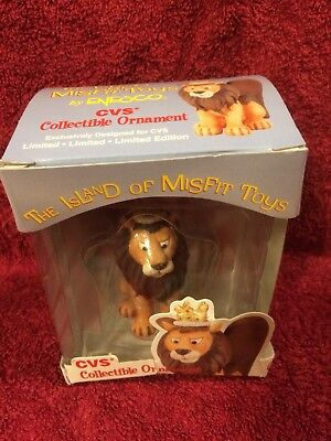 cvs misfit toy Ornament Lion king moonracer