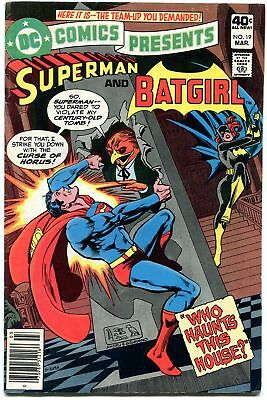 DC Comics Presents #56 Superman & Batgirl 1980