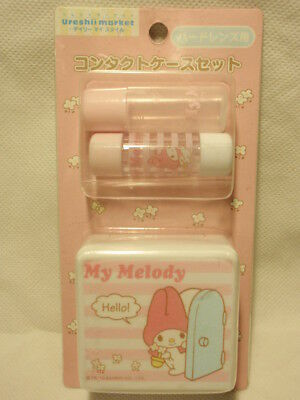 Sanrio My Melody Soft Contact Lens Case Japan 2010