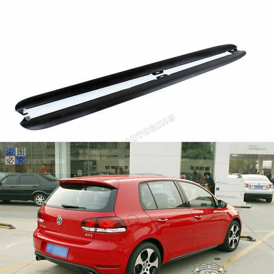 VW GOLF Mk6 GTI GTD SIDESKIRTS UK seller ABS PLASTIC Comes With Fixtures UK SEL