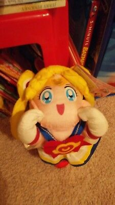 Sailor Moon Super 9 Inch Plush New Official Licensed
