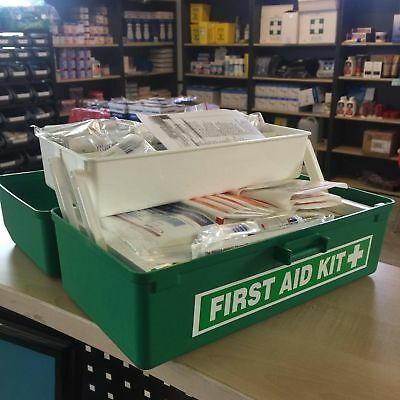 First Aid Kit - National Safe Work Australia Workplace Tackle Box