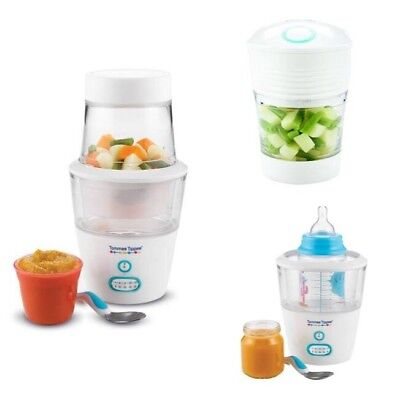 Tommee Tippee all in one food processor blender steamer **NEW Without Box**