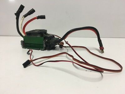 Used Castle 1/5 Mamba Monster XL X 34V Brushless ESC #010-0140-00 OZRC Models
