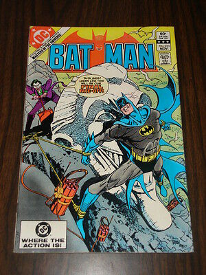 Batman #353 Dc Comics Dark Knight Nice Condition 1St He-Man Joker November 1982
