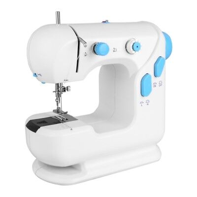 Portable Mini Handheld Electric Sewing Machine Desktop Home Household Sewing New