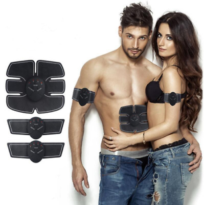 Smart Fitness Fitpad ABS Electronic Shaper muscoli abdominal Building Mobile-Gym