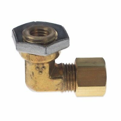 Duke 213502 Gas Burner Holder Injector Elbow Joint 90° Gas Jets Steam Table