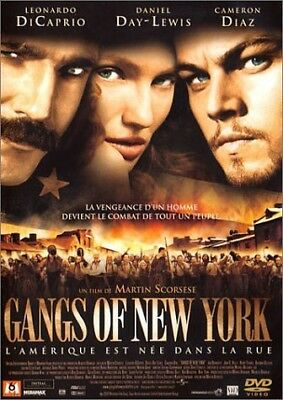 DVD Gangs Of New York (Édition simple) - Leonardo DiCaprio,Daniel Day-Lewis,Mart