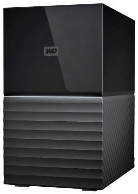 WD My Book Duo Desktop RAID Storage, 8TB - WD