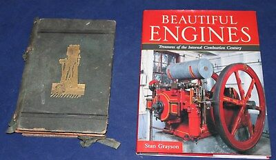 Two Books on  Steam  and Combustion Engine