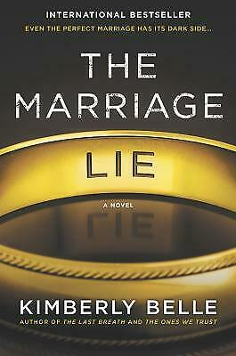 The Marriage Lie  (ExLib) by Kimberly Belle