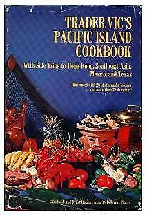 Trader Vic's Pacific Island Cookbook : With Side Trips to Hong...  (NoDust)