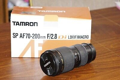 Tamron SP A001 70-200mm f/2.8 LD AF IF Di Lens For Sony