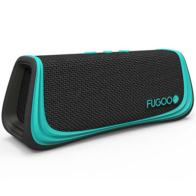 Fugoo Sport Rugged Bluetooth Waterproof Wireless Speaker F6SPKG01 - Brand New