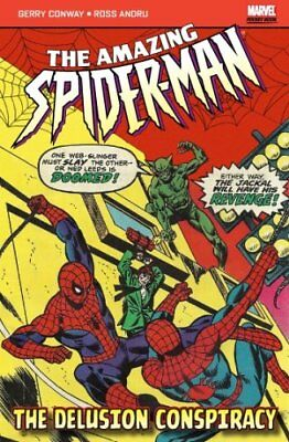 Amazing Spider-Man:The Delusion Conspiracy by various Book The Cheap Fast Free