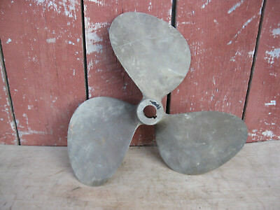 """Antique 12"""" Awesome Brass Propeller/Prop Marine Nautical Boat"""