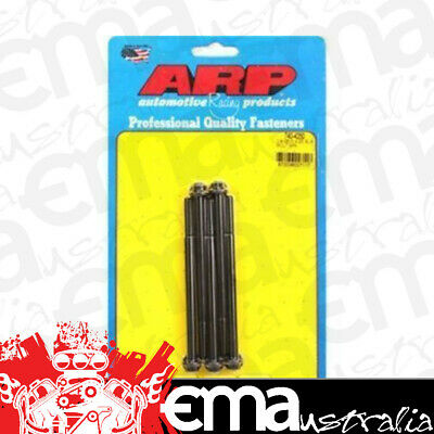 """5-Pack Bolt Kit, 12-Point Head Black Oxide (3/8"""" UNF x 2.000"""" UHL With 3/8"""" Sock"""