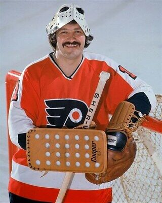 Bernie Parent Philadelphia Flyers 8x10 Photo