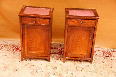 Two Primitive American Stepback Cupboards, 1890 - 1900, Gorgeous Patina, Antique