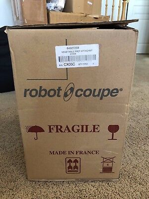 Robot Coupe 127510-A Vegetable Prep Attachment 27259